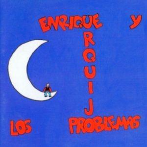 portada del disco Enrique Urquijo y los Problemas