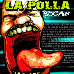 portada del disco Bocas