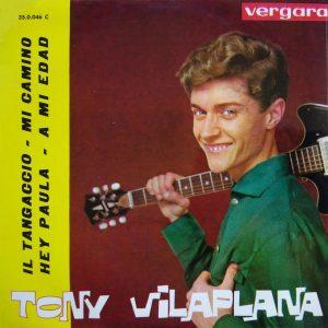 portada del disco Il Tangaccio / Mi Camino / Hey, Paula / A mi Edad