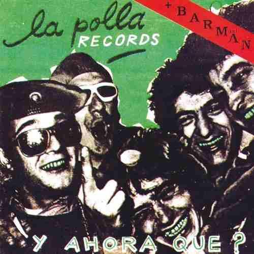 portada del album Y Ahora Qué?