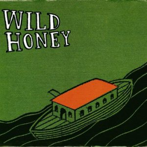 portada del disco Wild Honey
