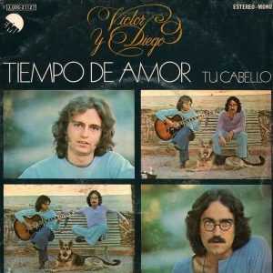 portada del disco Tiempo de Amor