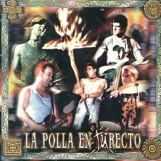portada del album La Polla en Turecto