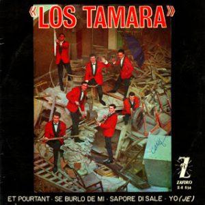 portada del disco Y por Tanto / Se Burló de mí / Sapore di Sale / Yo