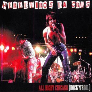 portada del disco All Right Chicago (Rock 'N' Roll)