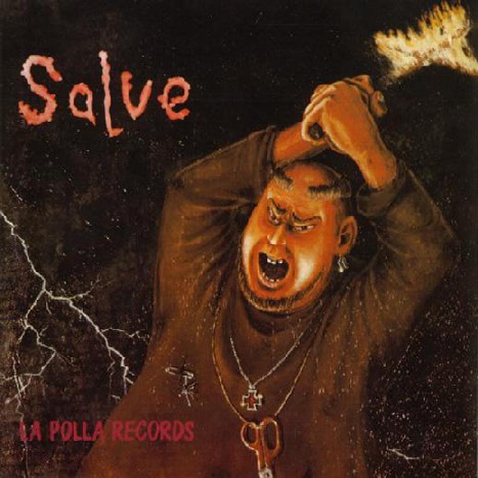portada del disco Salve