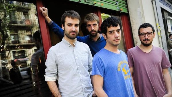 foto del grupo Manel