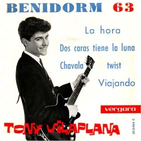 portada del disco Benidorm 63