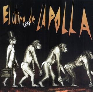 portada del disco El Último (el) de La Polla
