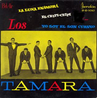 portada del disco El Chipi-Chipi / Yo Soy el son Cubano / La Luna Enamorá / Y…