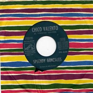 portada del disco Speedy Gonzales