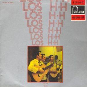 portada del disco Los H.H.