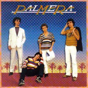 portada del disco Palmera