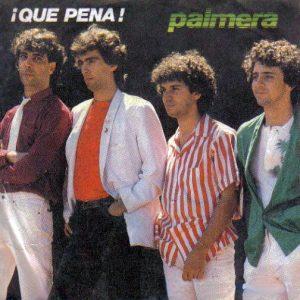 portada del disco ¡Qué Pena!