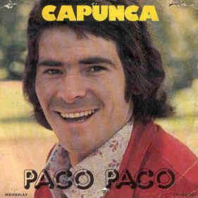 portada del disco Capunca