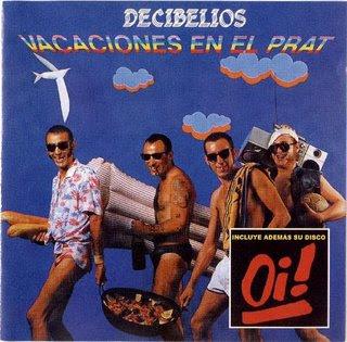 portada del album Vacaciones en el Prat