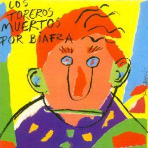portada del disco Por Biafra