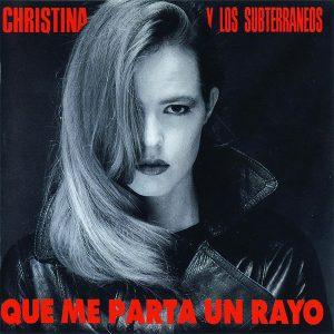 portada del album Qué me Parta un Rayo