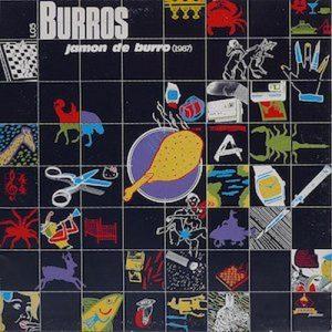 portada del disco Jamón de Burro