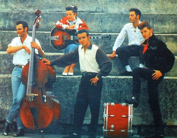 foto del grupo imagen del grupo Lucas y Los Patosos