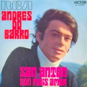 portada del disco San Antón / Con Máis Amor