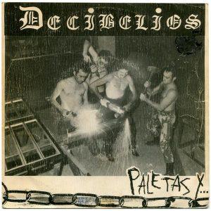 portada del disco Paletas... y Bolingas