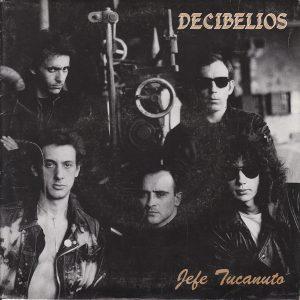 portada del disco Jefe Tucanuto