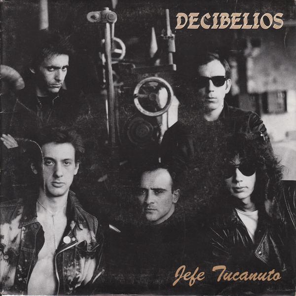 portada del album Jefe Tucanuto