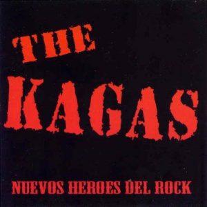 portada del disco Nuevos Héroes del Rock