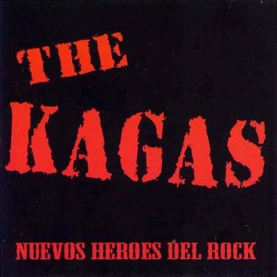 portada del album Nuevos Héroes del Rock