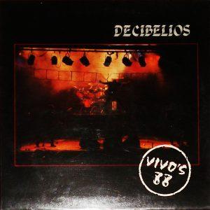 portada del disco Vivo's 88
