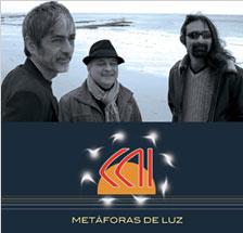 portada del disco Metáforas de Luz