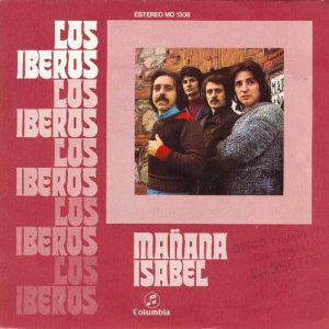 portada del disco Mañana / Isabel