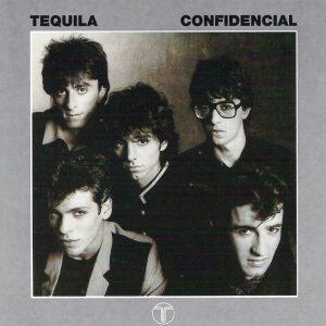 portada del disco Confidencial