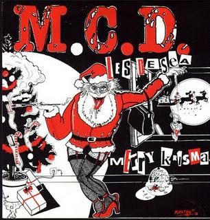 portada del album M.C.D. les Desea Merry Krismas