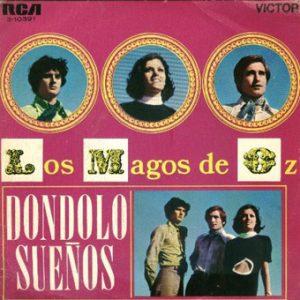 portada del disco Dondolo / Sueños
