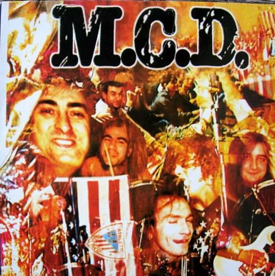 portada del album M.C.D. Grandes Éxitos de Otros