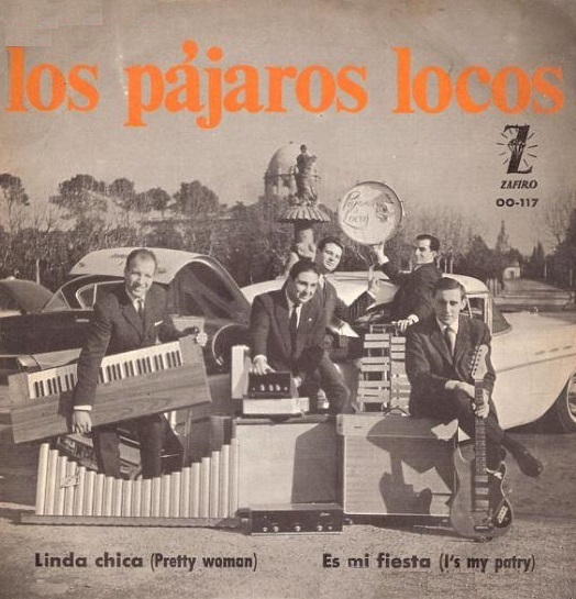 portada del disco Linda Chica / Es mi Fiesta