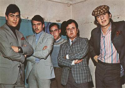 foto del grupo imagen del grupo Micky y los Tonys