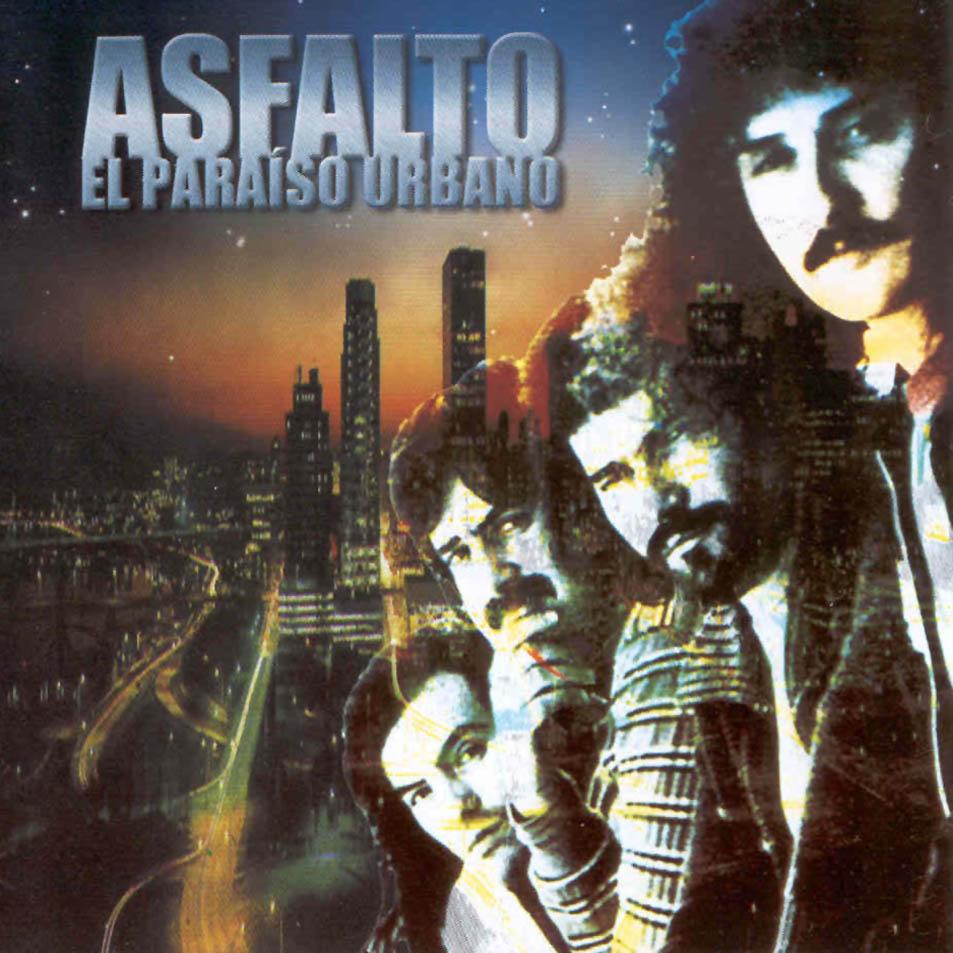 portada del album El Paraíso Urbano