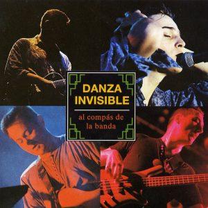 portada del disco Al Compás de la Banda