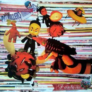 portada del disco Fantasía