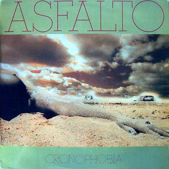 portada del album Cronophobia