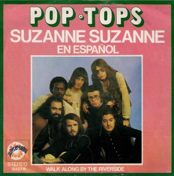 portada del disco Suzanne, Suzanne