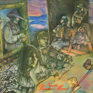 portada del disco Te Añoro