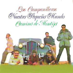 portada del disco Los Campanilleros / Camino de Montijo