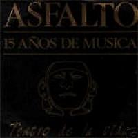 portada del album El Teatro de la Vida / Días de Escuela