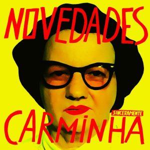 portada del disco Sinceramente Carminha