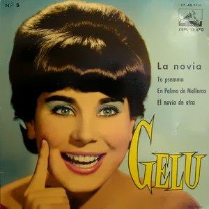 portada del disco La Novia