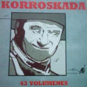 portada del disco 43 Volúmenes